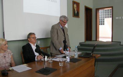 Wykład Profesora Antoniego Sułka oczami młodzieży