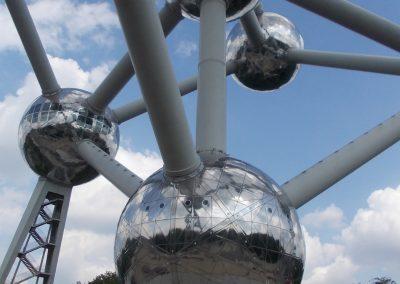 Atomium - symbol Brugii