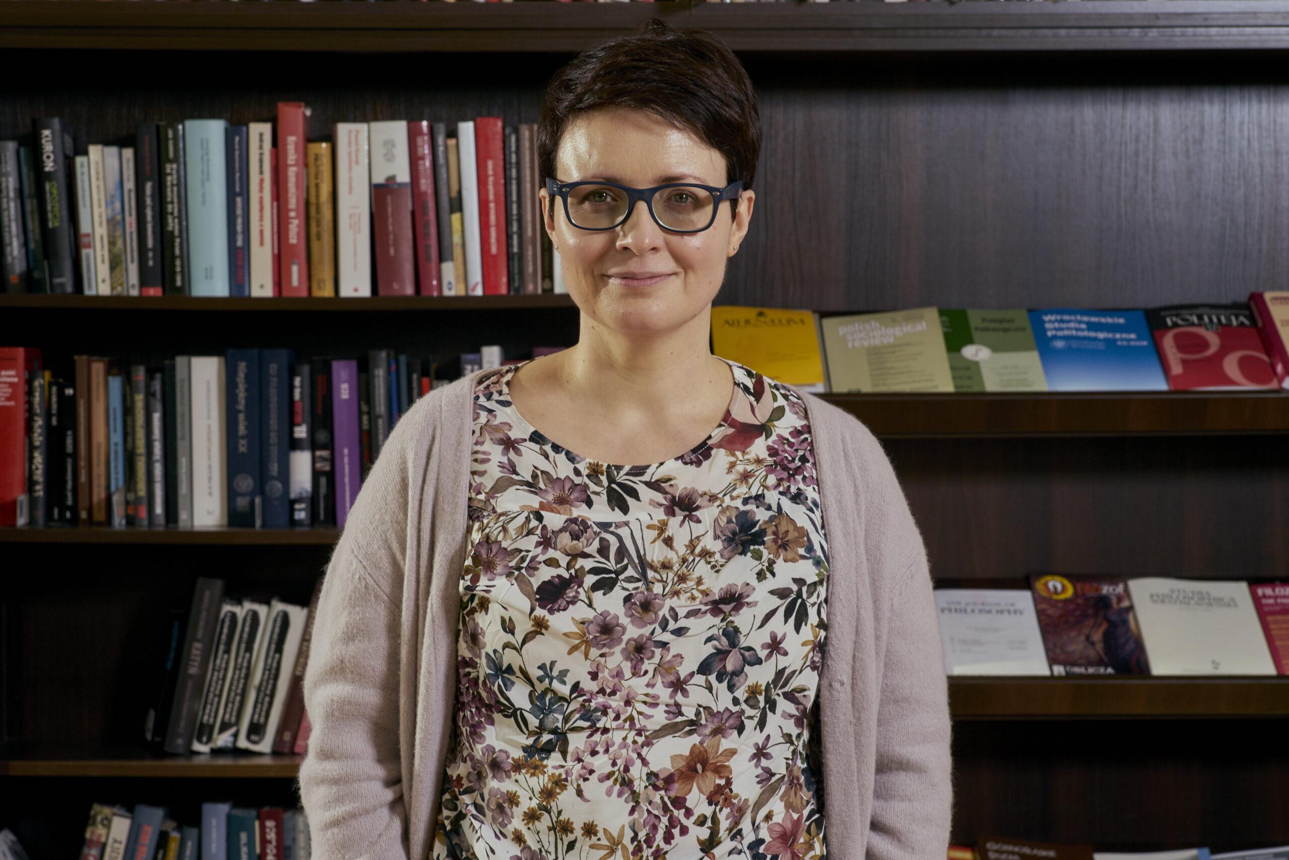 dr Kamilla Biskupska