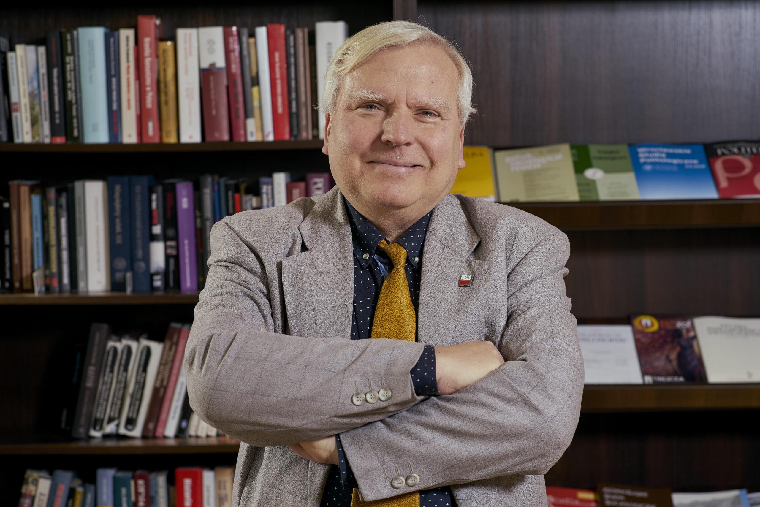 dr Tadeusz Detyna