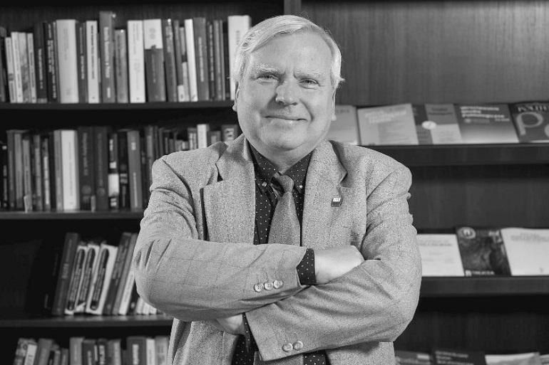 Żegnamy doktora Tadeusza Detynę